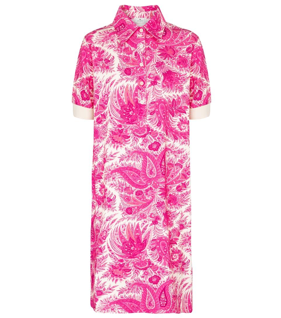 etro polo dress